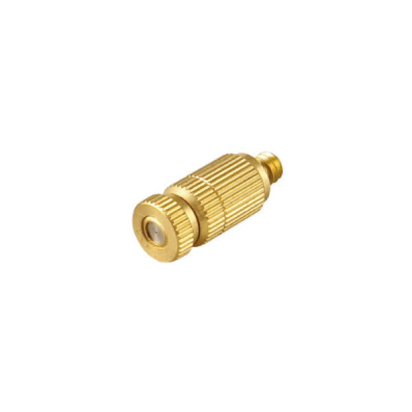 Copper base stainless steel nozzle