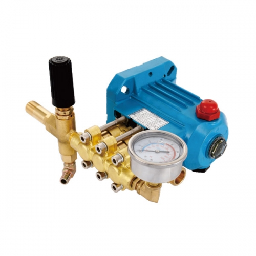 LS-706 High pressure plunger pump