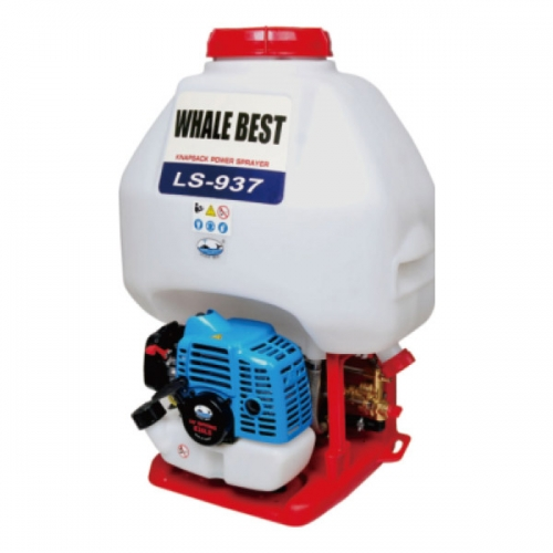 LS-937ES Knapsack power sprayer