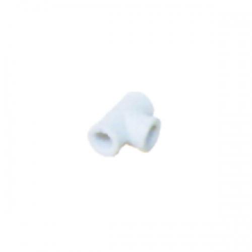Plastic tee joint