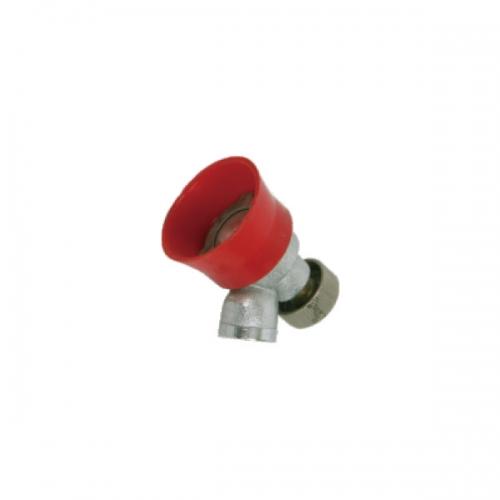 P-06 - red head trumpet